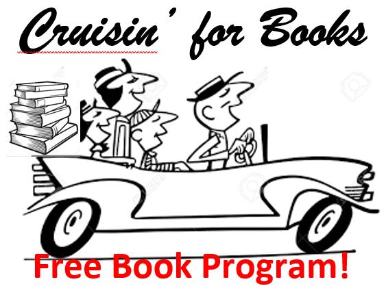 Cruisin' For Books Free Book Program Hotlink