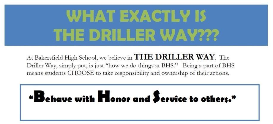 Driller Way