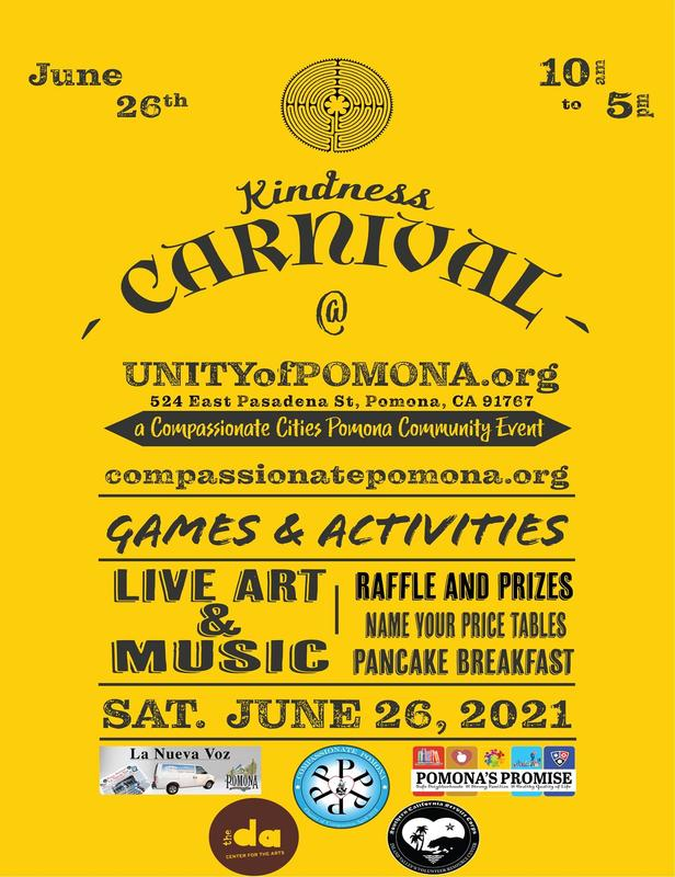 kindness carnival;