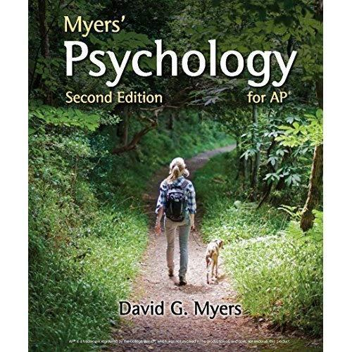 Psychology for AP 2nd Ed. by David Myers