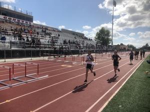Dartmouth Track Team - Bad Dogs Invitational