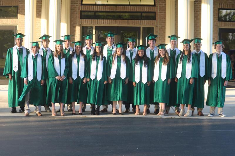 Class of 2019 graduates from Greenfield Featured Photo