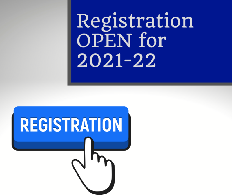 Early registration for 2021-22 begins June 14 for NEW students Featured Photo