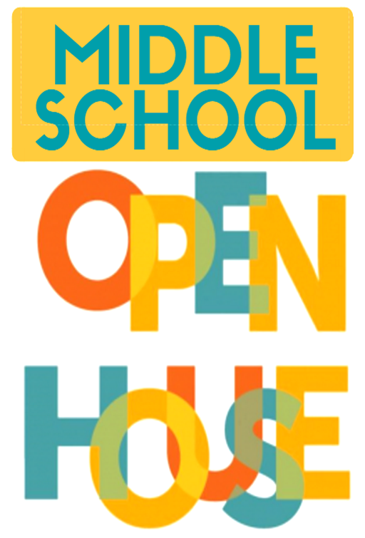 Middle School Information Night/Open House - December 13, 5-6pm Featured Photo