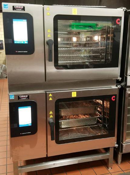 Double Stack Combi Oven