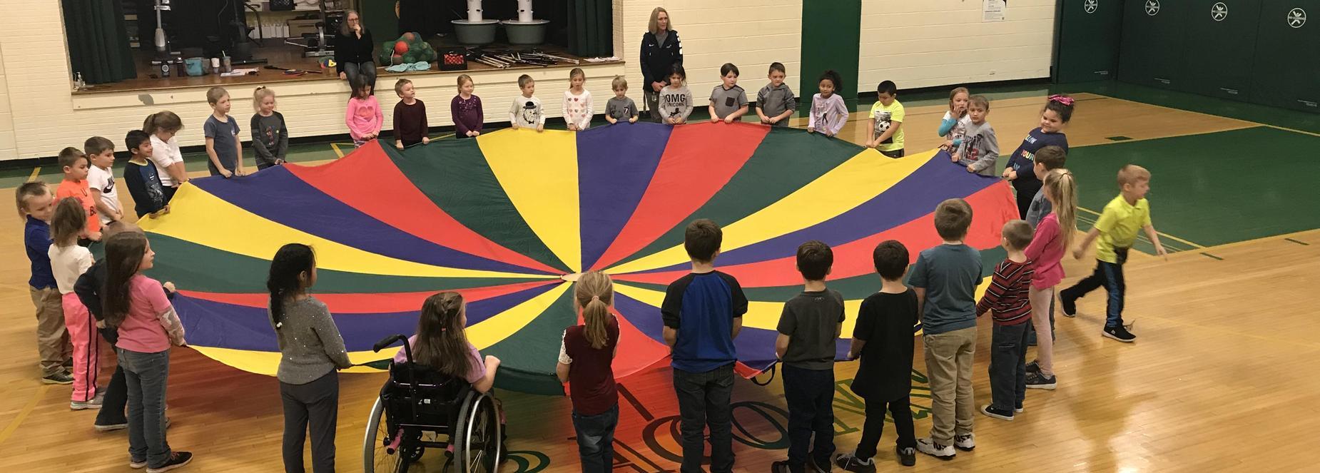 Parachute - 1st Grade