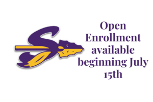 Enrollment Opens July 15th