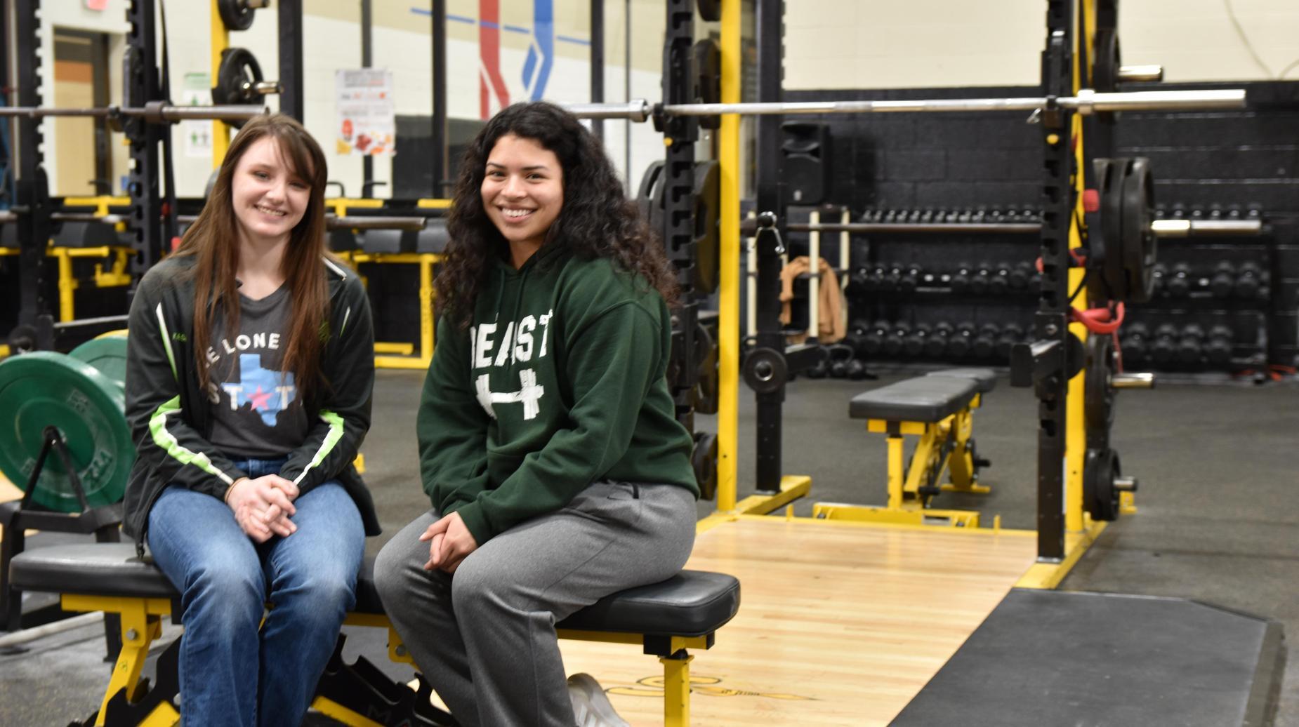 Weightlifting Girls