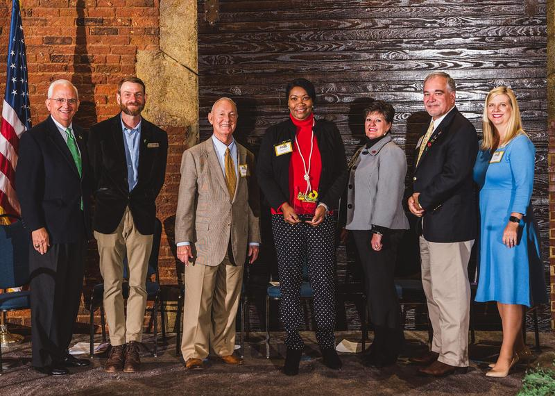 Tift Honored for Farm to School Excellence Featured Photo