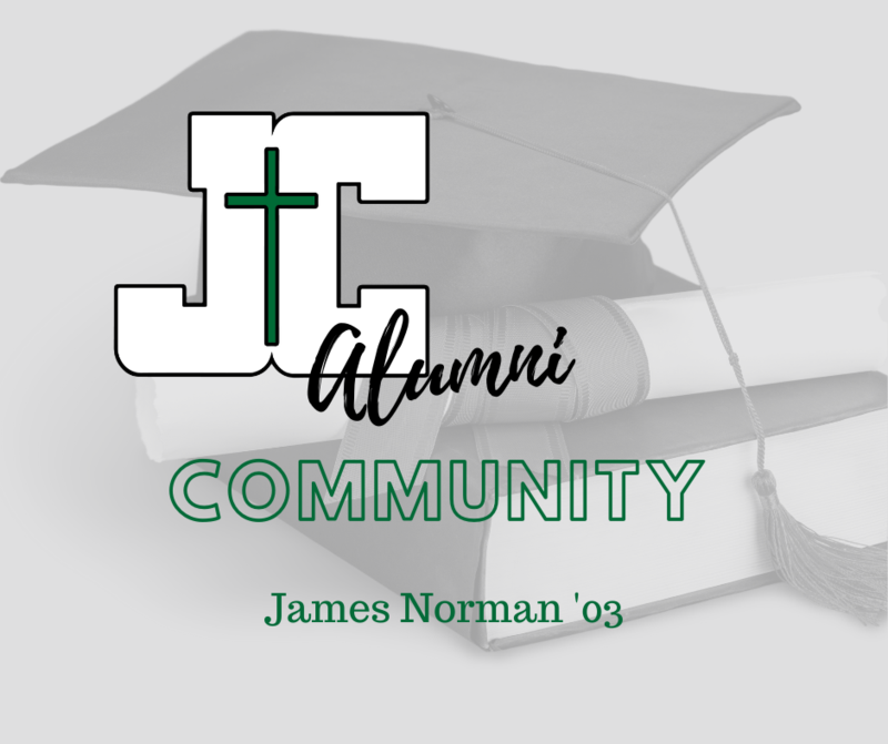Alumni in Action: James Norman '03 Featured Photo
