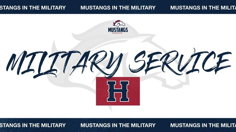 Mustangs in the Military