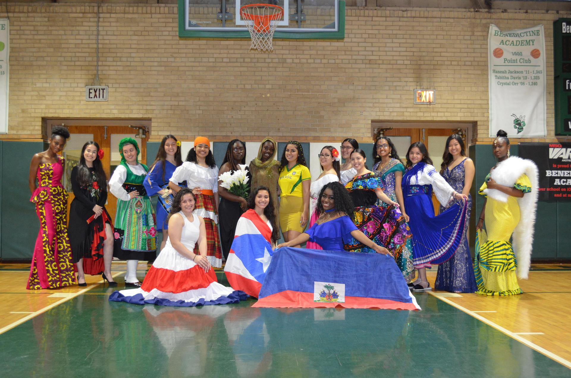International Day Pageant