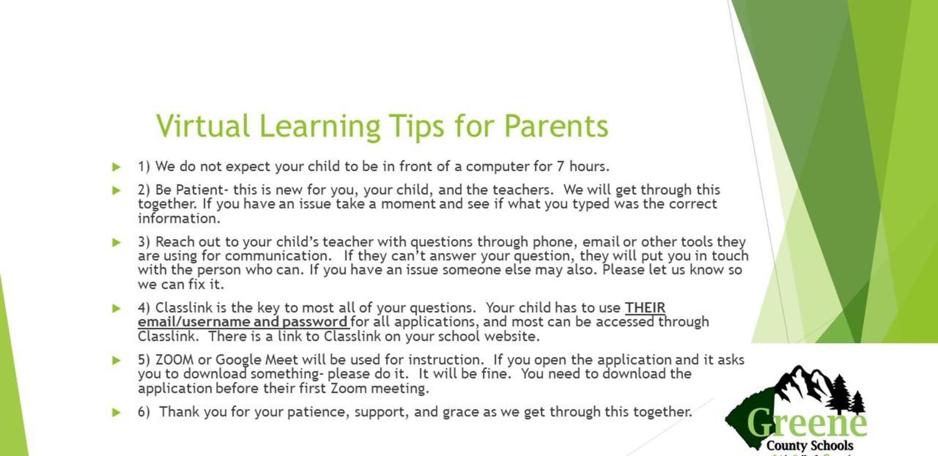 Virtual Tips