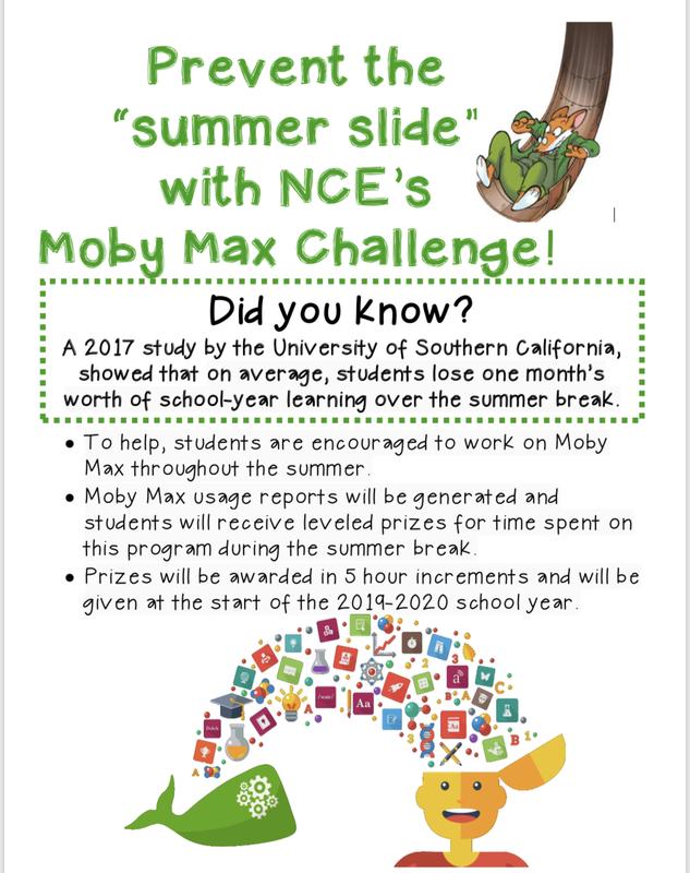 MobyMax Summer Challenge