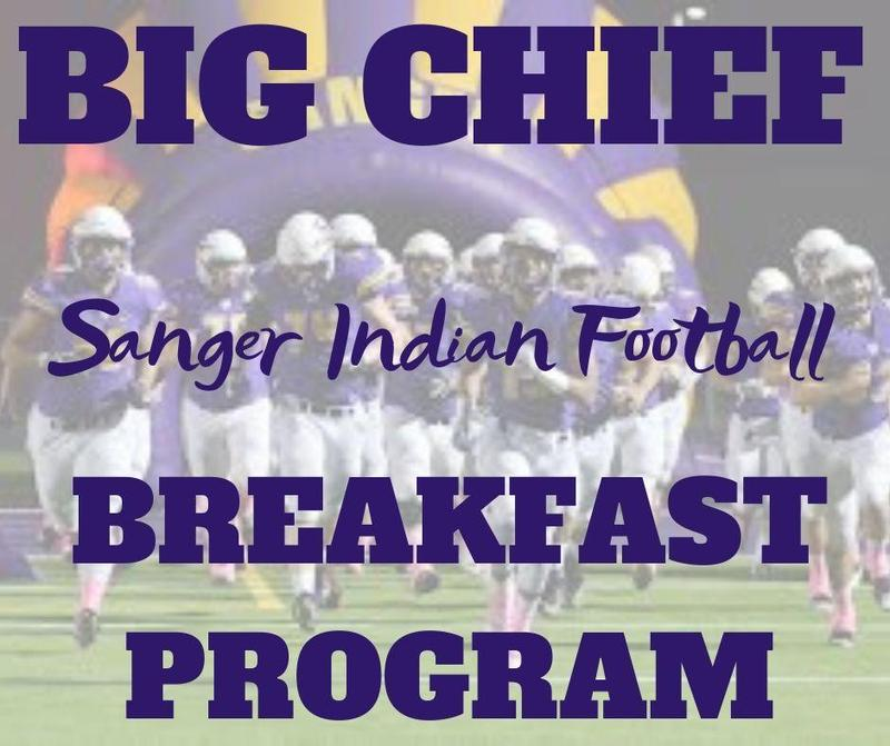 Big Chief Breakfast Program