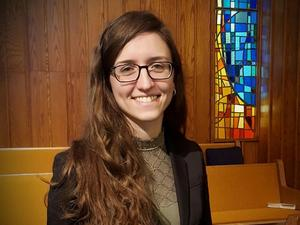 Brittany Edwards will be the new Assistant Chaplain.
