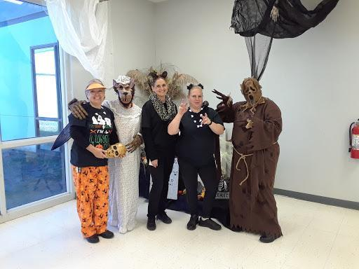 Happy Halloween from HHS CN!