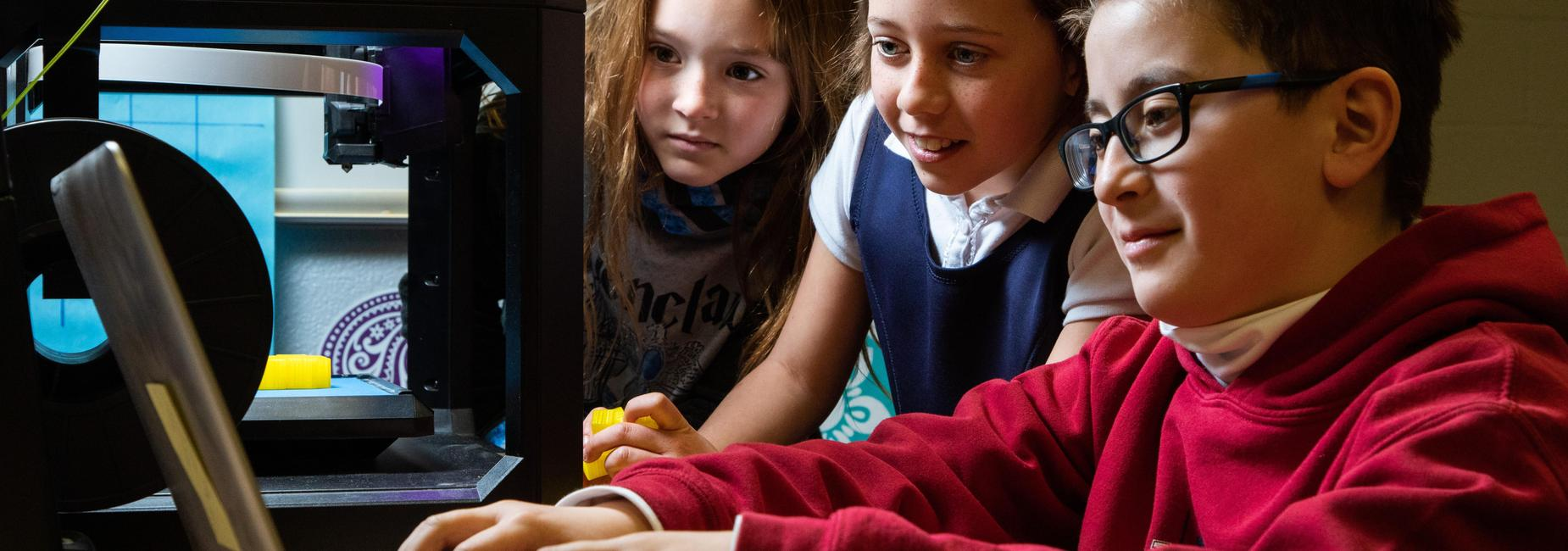 Elementary Computer Lab