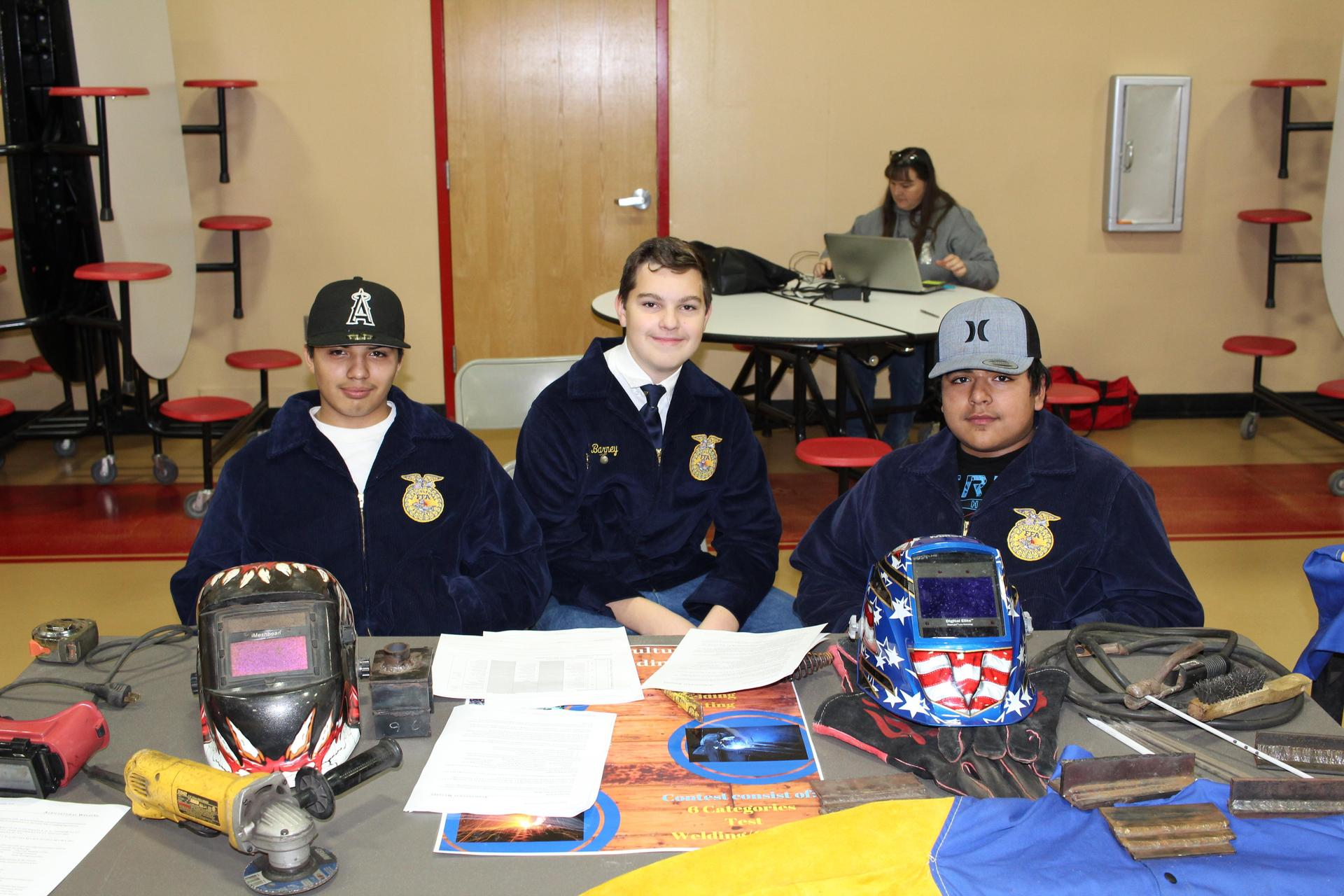FFA Students