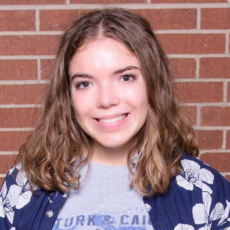 Emma Kirkchhoff SVHS National Merit Winner