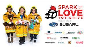 spark of love toy drive picture