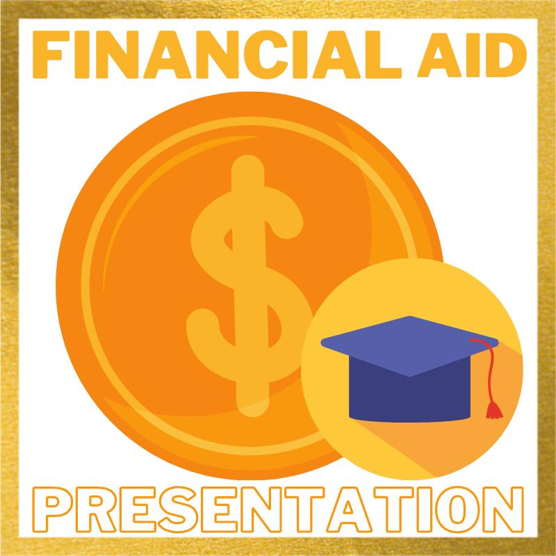 Financial Aid Presentation Logo