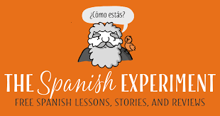 The Spanish Experiment website logo