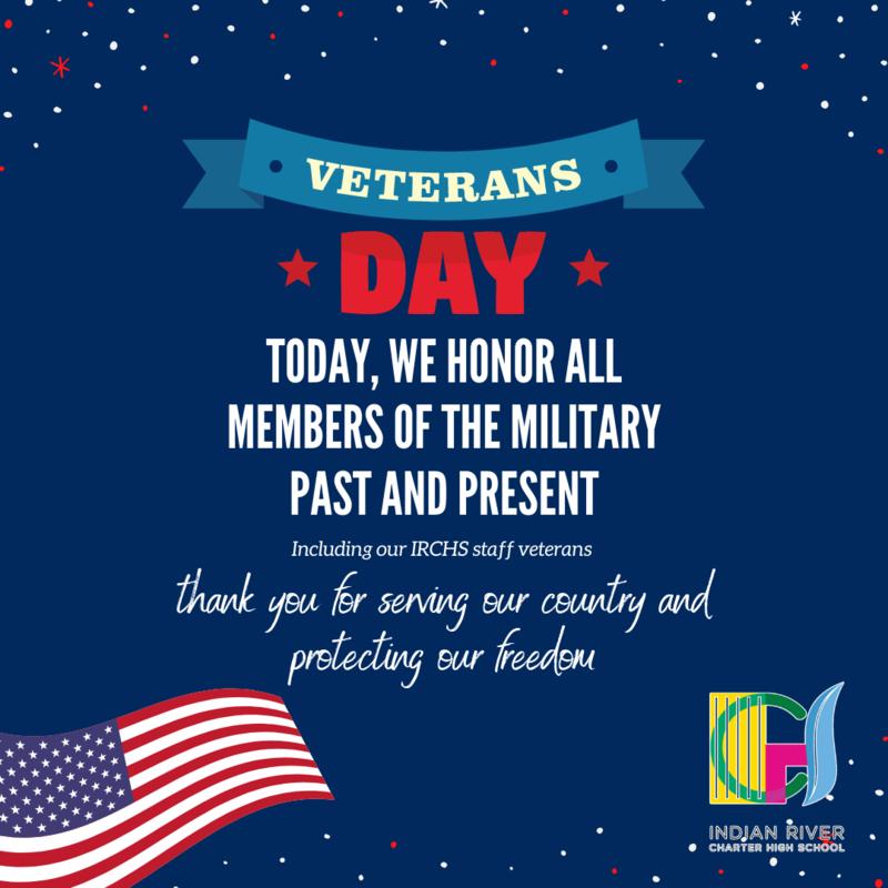 Happy Veteran's Day Featured Photo