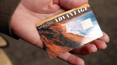 EBT card