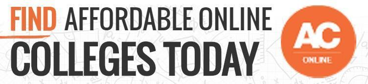 Find Affordable Online Colleges Today Banner logo