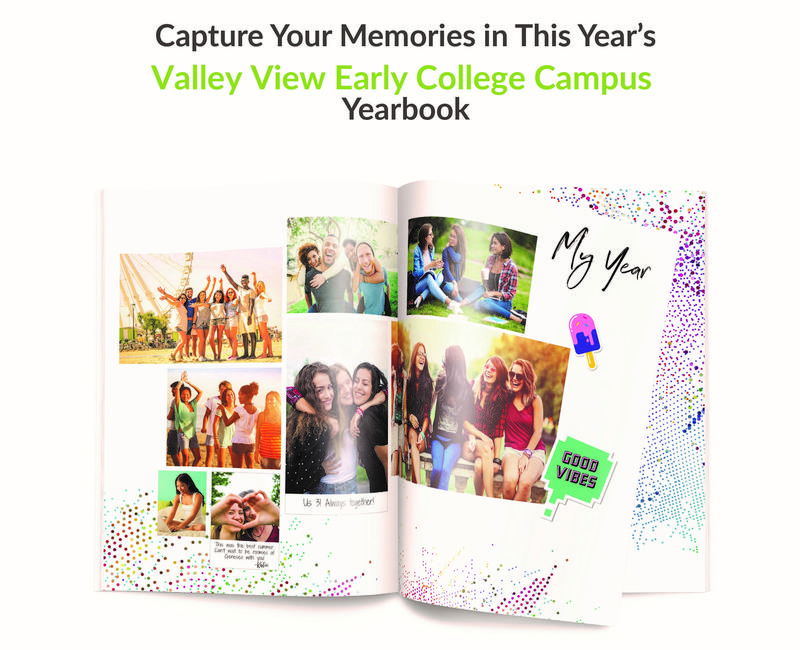 Valley View ECC Yearbook On Sale! / Anuario De Valley View ECC En Venta! Thumbnail Image
