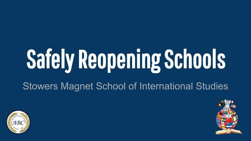 Safely Reopening of Schools