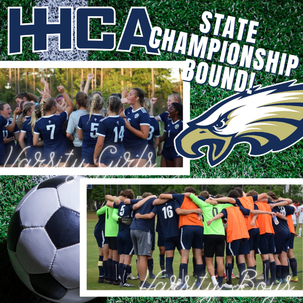 Soccer competes for State Championship titles