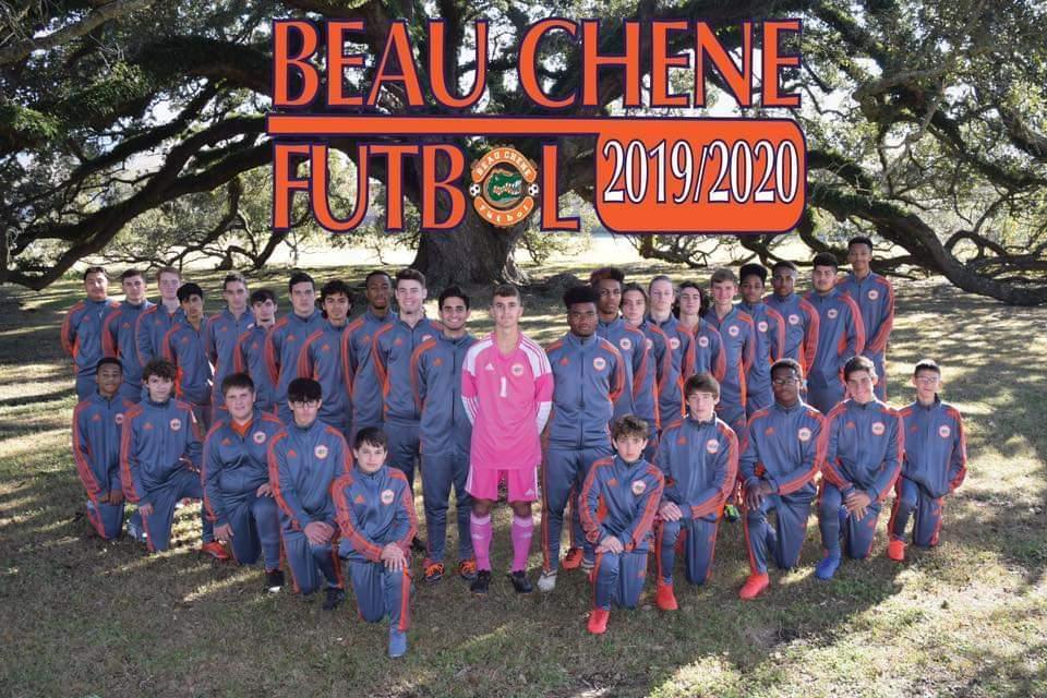 2019-2020 BCHS Boys Soccer Team Members