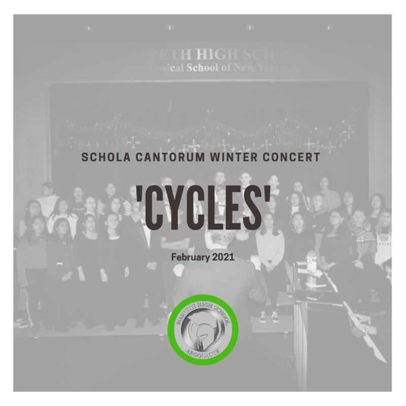 Winter Concert - Cycles