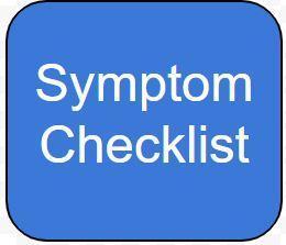 Symptom checklist form