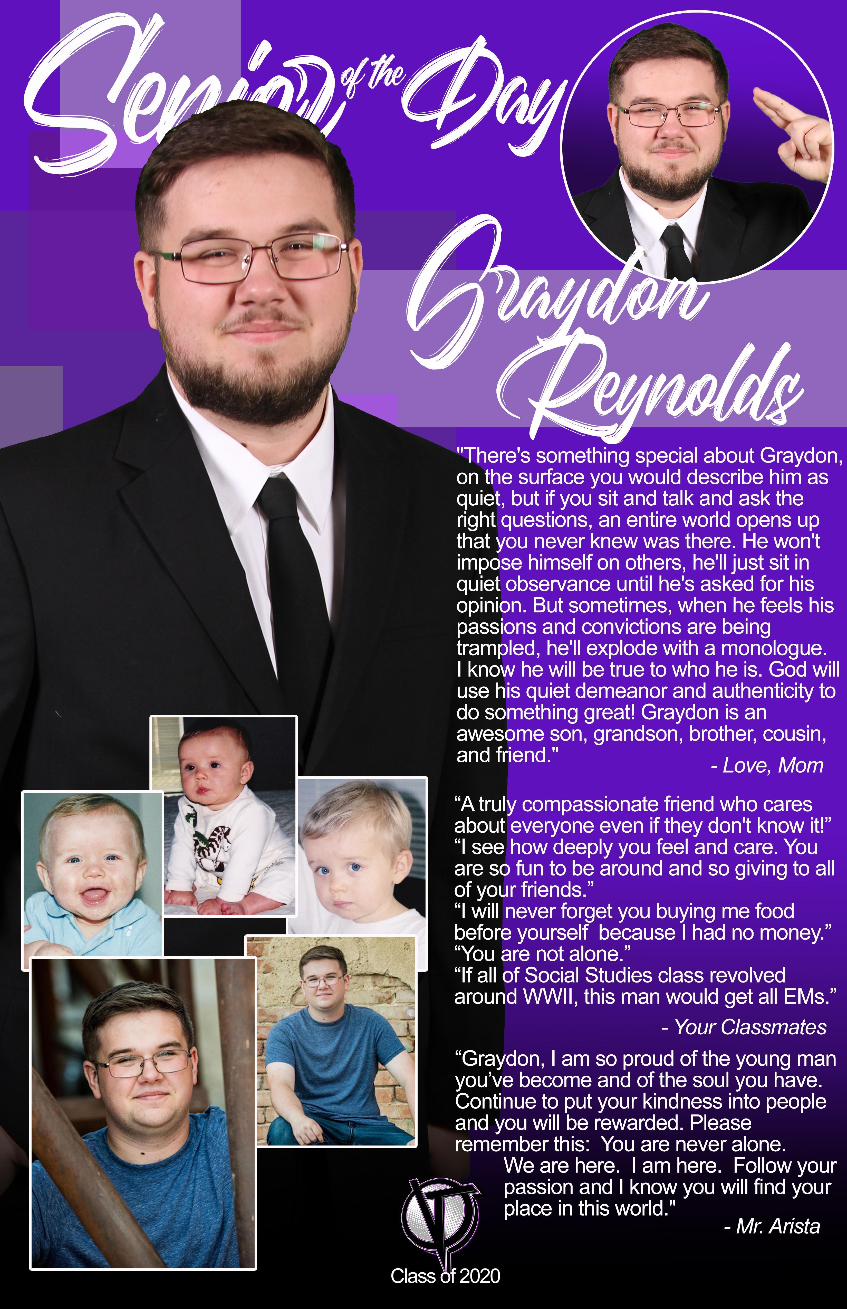 Graydon Reynolds