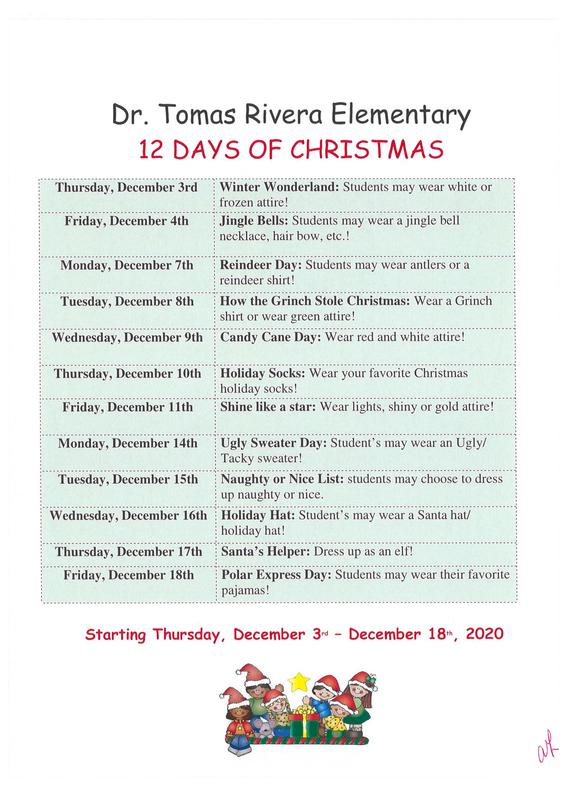 DTR 12 Days Of Christmas Featured Photo