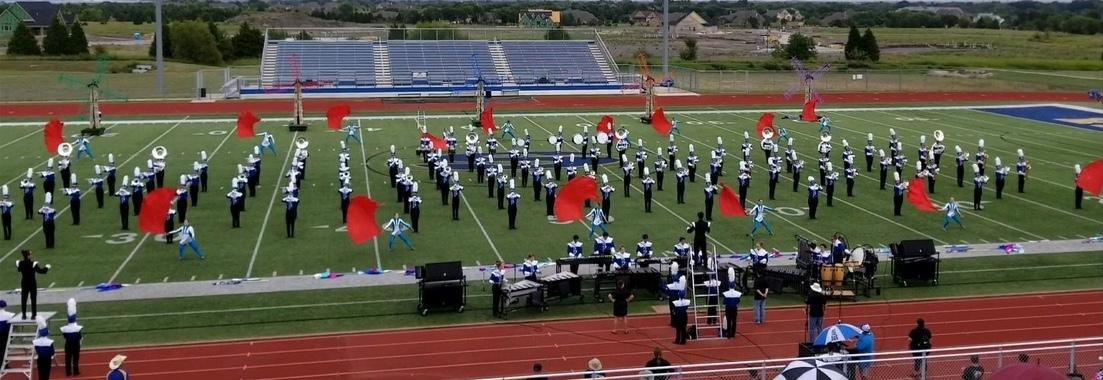 The Brewer High School Band won third place out of 25 bands at the Sunnyvale Marching Invitational on Oct. 6.