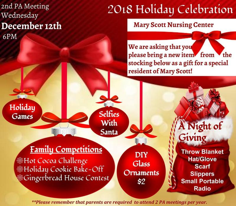 SAVE THE DATE: Holiday Celebration: A Night of Giving! Featured Photo