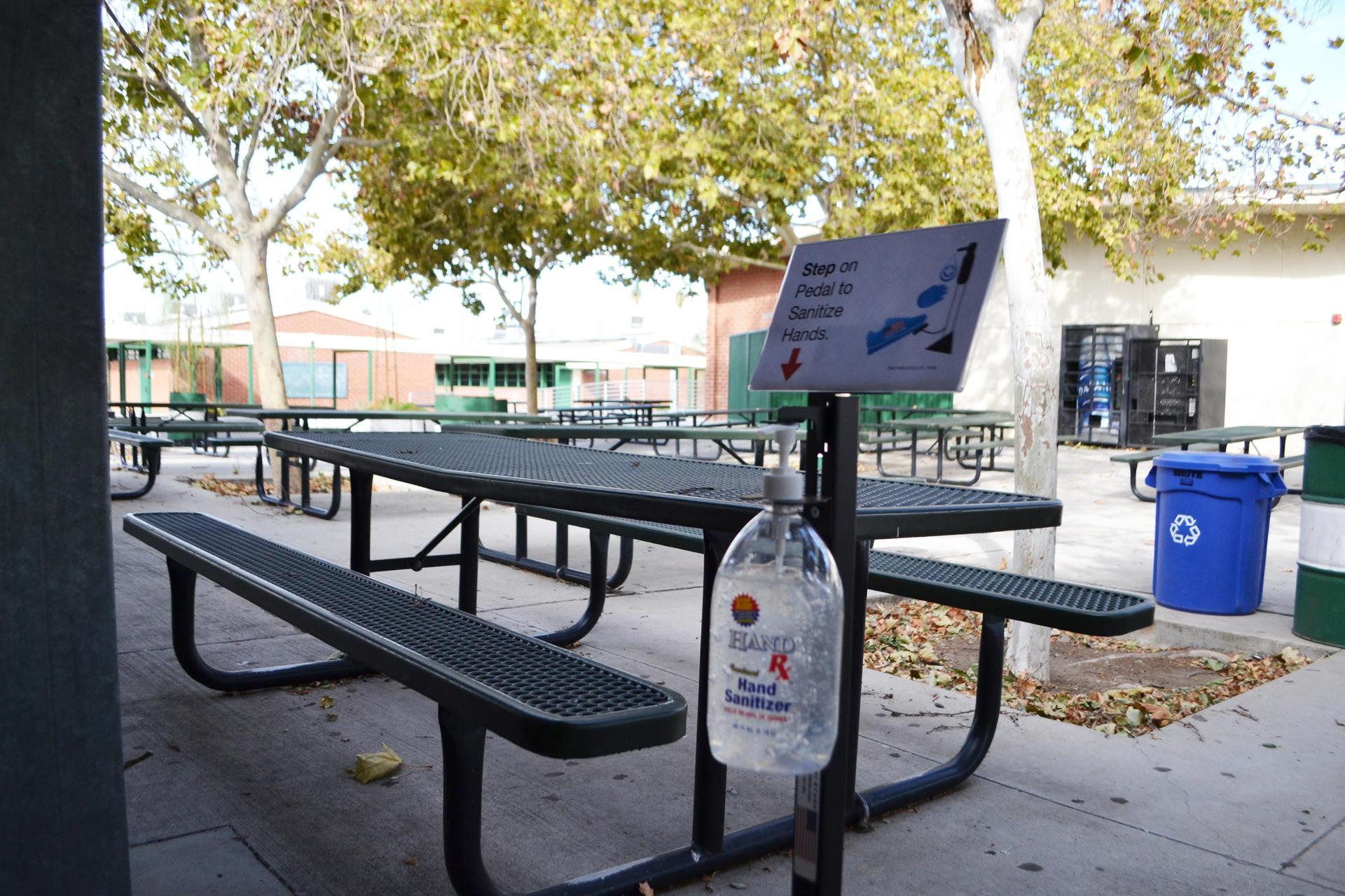 save return to campus