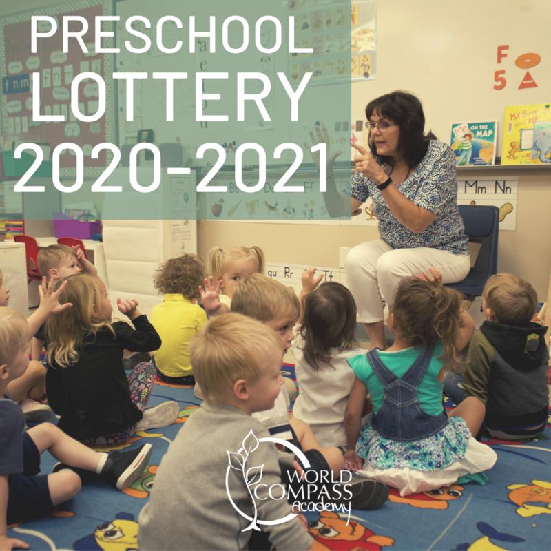 Preschool Lottery