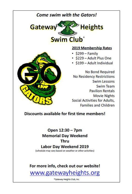 Gateway Heights Swim Club