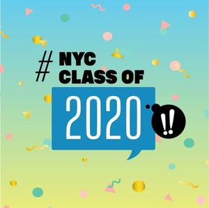 nyc class of 2020 graphic