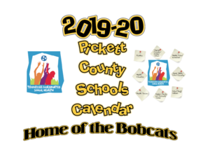 2019-20 Pickett Co Schools Calendar