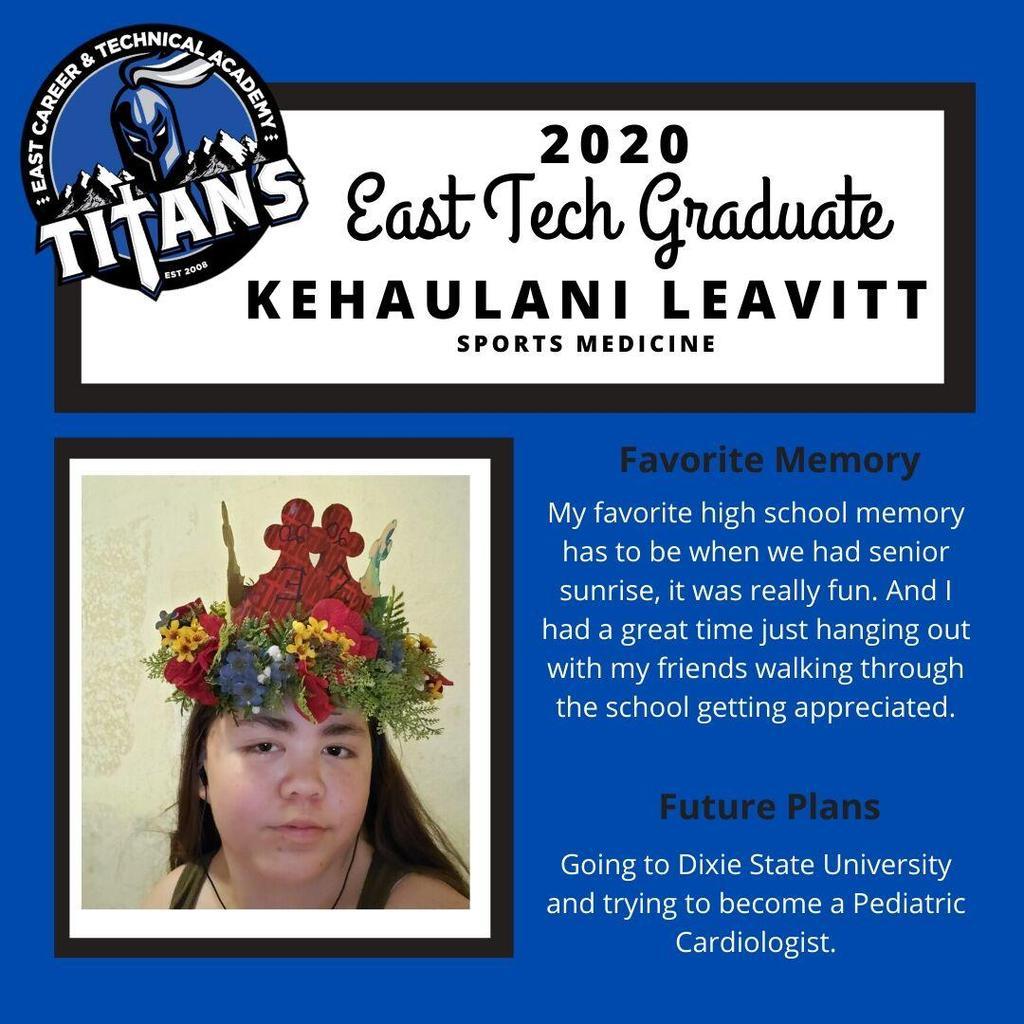 Spotlight Kehaulani Leavitt