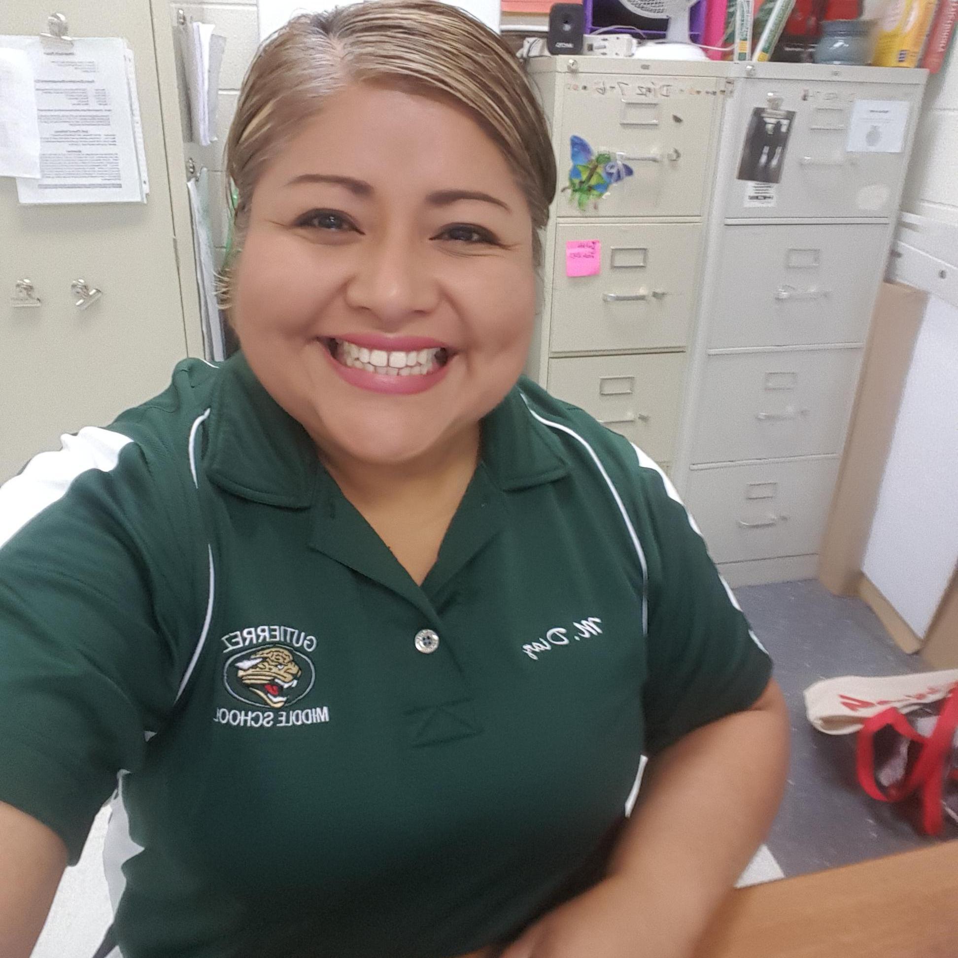Maria Diaz's Profile Photo