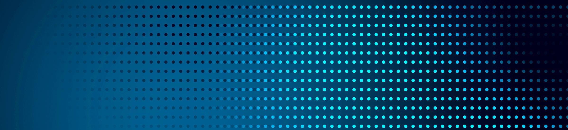 High tech design concept, background, dots