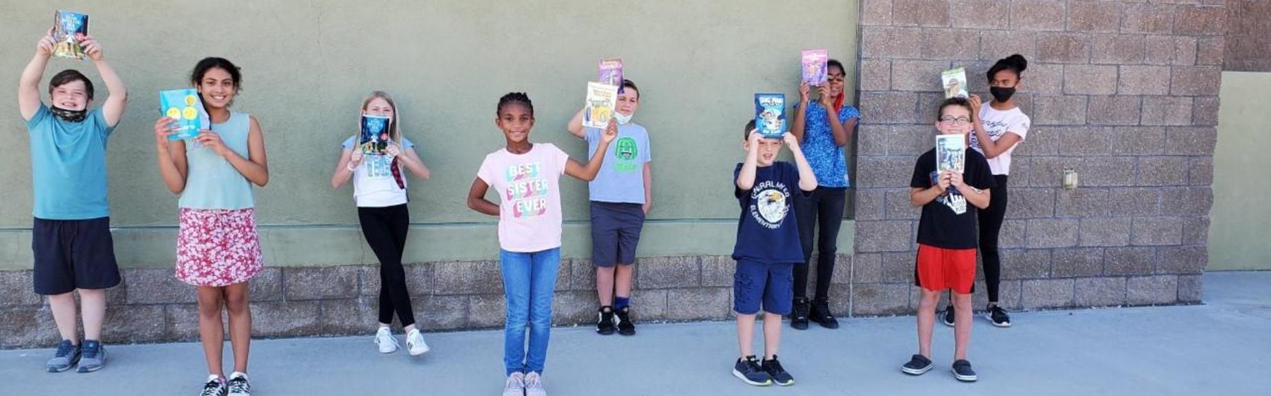 book recipients