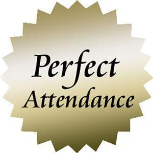 Perfect Attendance Star Classrooms Featured Photo